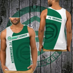TKMGER119 - Männliche Tank Top - 3D Voll Gedruckt One Style One Color L