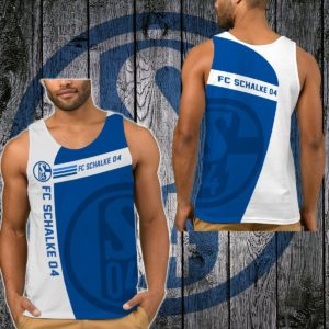 TKMGER117 - Männliche Tank Top -3D Voll Gedruckt One Style One Color L