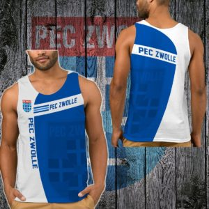 TKMNET109 - Heren Tank Top - 3D Volledig Afgedrukte One Style One Color L