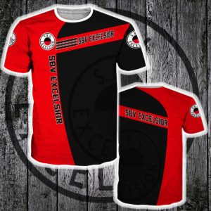 TXNET113 - T-shirt - 3D Volledig Afgedrukte One Style One Color L