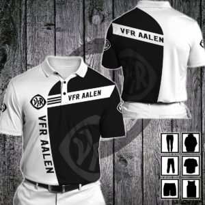 PLGER303 - Polo Hemd -3D Voll Bedruckte One Style One Color L