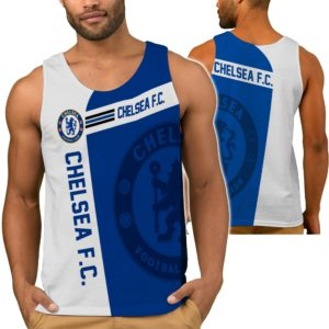 TKMENG112- Man Tanktop - 3D Full Printed One Style One Color L