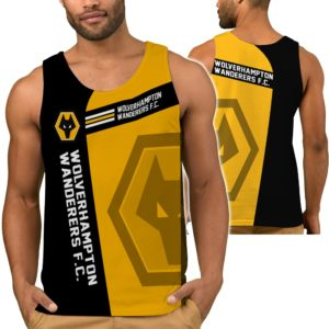 TKMENG203 - Man Tank Top - 3D Full Printed One Style One Color L