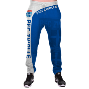 WKNET109 - Joggingbroek - 3D Volledig Afgedrukte One Style One Color L