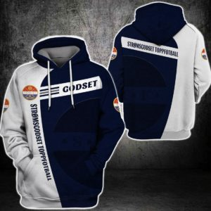 LMSNOR113 - Hoodie - 3D Full Printed One Style One Color L