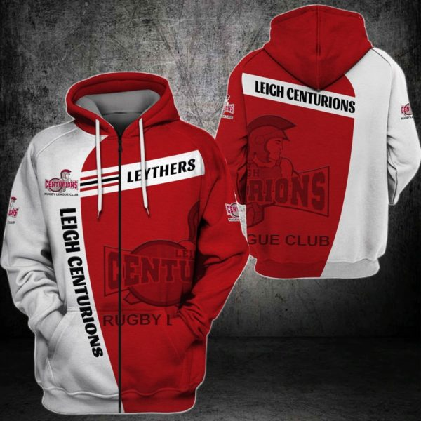 ZIPENG306 - Zipper Hoodie - 3D Full Printed One Style One Color L