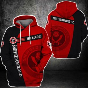 LMSENG212 - Unisex Hoodie - 3D Full Printed One Style One Color L