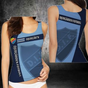 TKFSWE102 - Woman Tanktop -3D Full Printed One Style One Color L