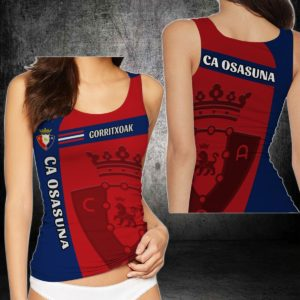 TKFSPA120 - Woman Tank Top - 3D Full Printed One Style One Color L