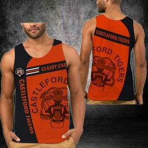 TKMENG301- Man Tanktop - 3D Full Printed One Style One Color L