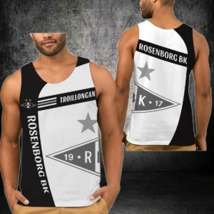 TKMNOR101- Man Tanktop - 3D Full Printed One Style One Color L