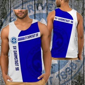 TKMGER108 - Männliche Tank Top - 3D Voll Gedruckt One Style One Color L