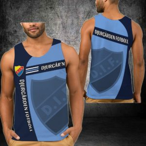 TKMSWE102- Man Tanktop -3D Full Printed One Style One Color L