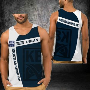 TKMNOR104- Man Tanktop - 3D Full Printed One Style One Color L