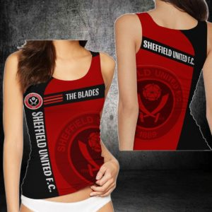 TKFENG212 - Woman Tanktop - 3D Full Printed One Style One Color L