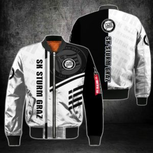 BJKLVAUS101 - Bomberjacke - 3D Voll Bedruckte One Style One Color L