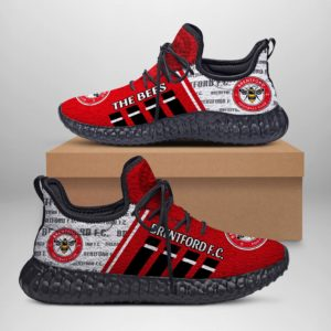 YEZLVENG223 - Reze Custom Style Sneaker - 3D Full Printed One Style One Color 36