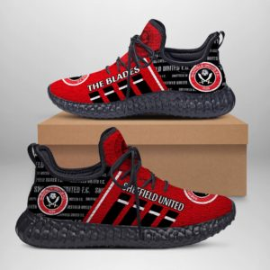 YEZLVENG212 - Reze Custom Style Sneaker - 3D Full Printed One Style One Color 36